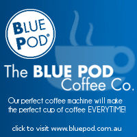 Blue Pod Coffee Co.